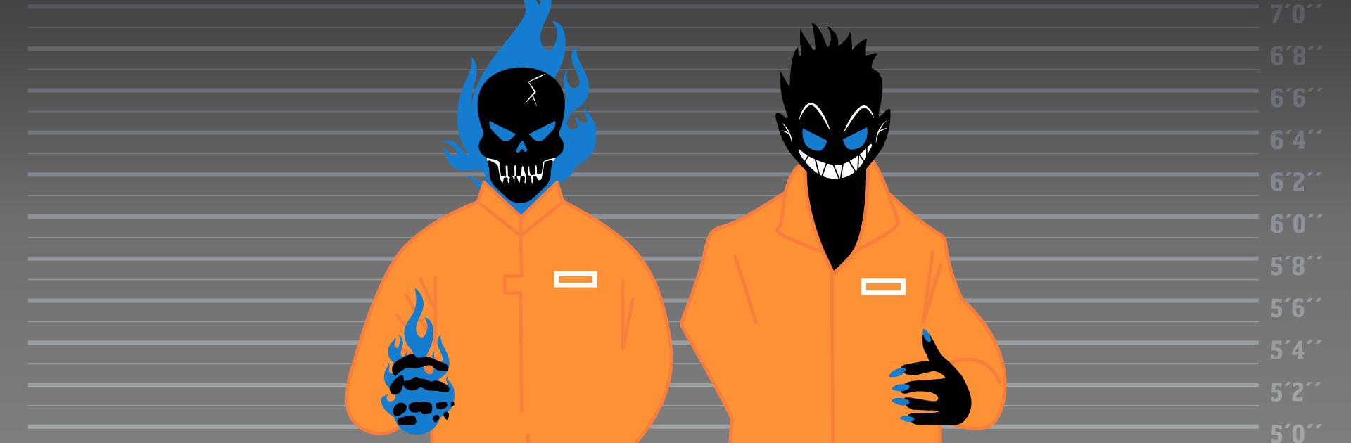 Criminal Records of Super Villains_Feature