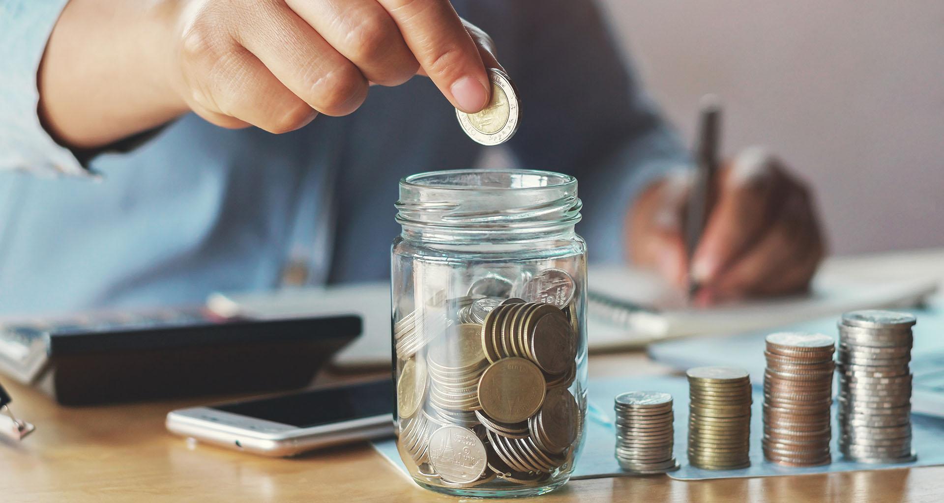 building emergency savings fund