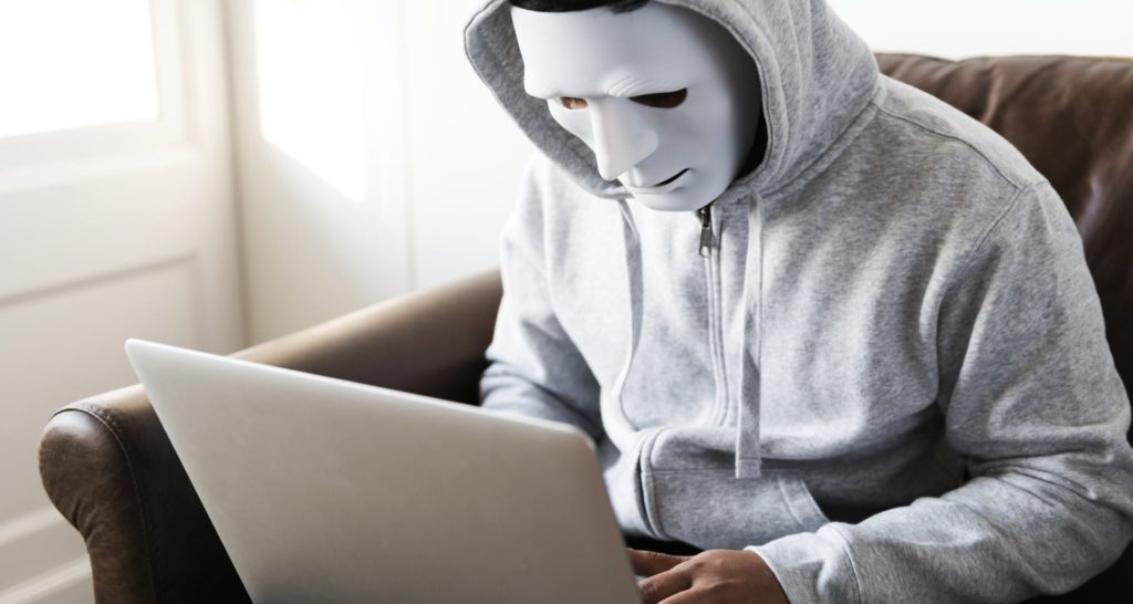 people with manufactured online identities