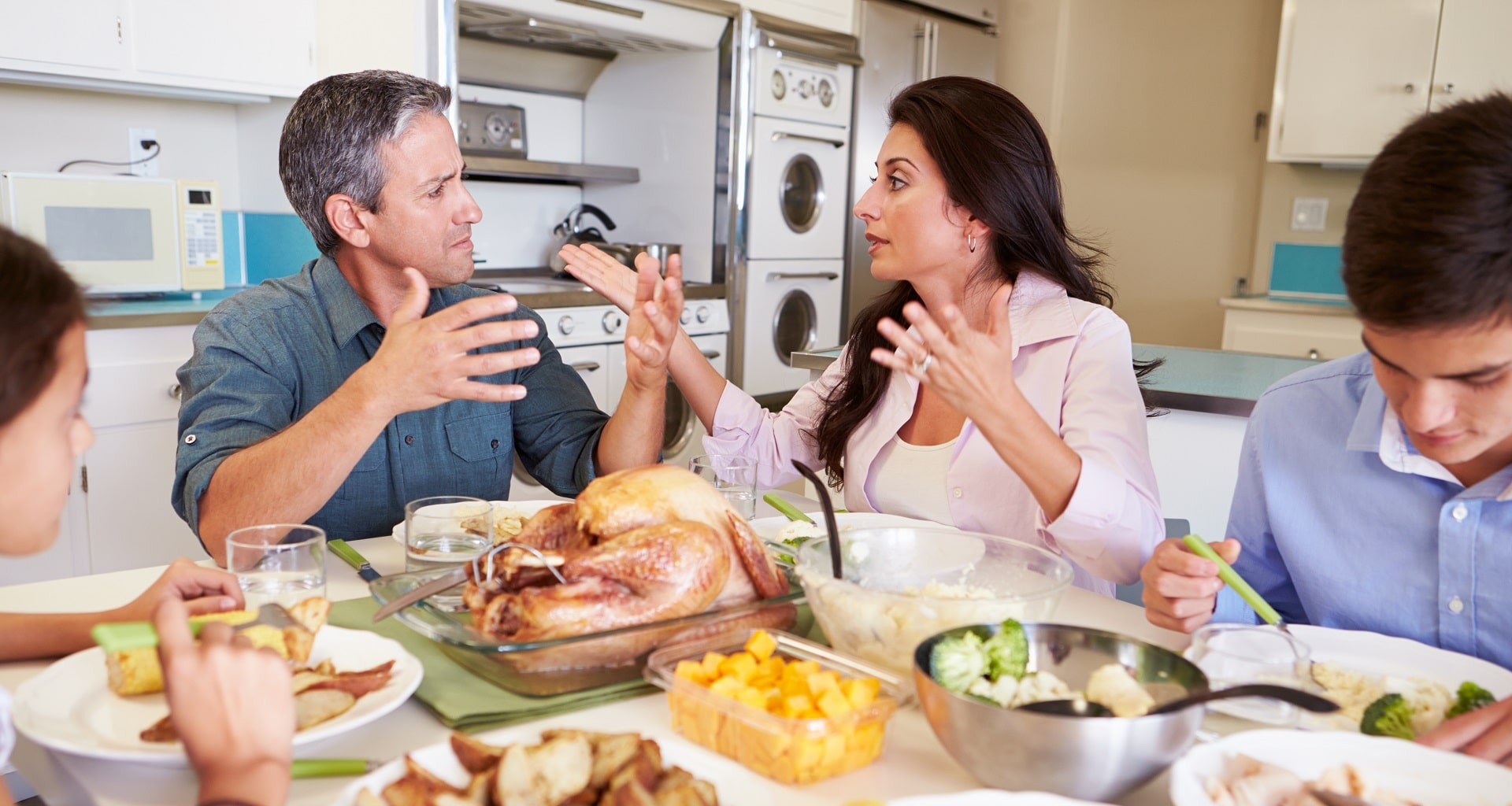 What to Do When You Don't Like Your Partner's Family