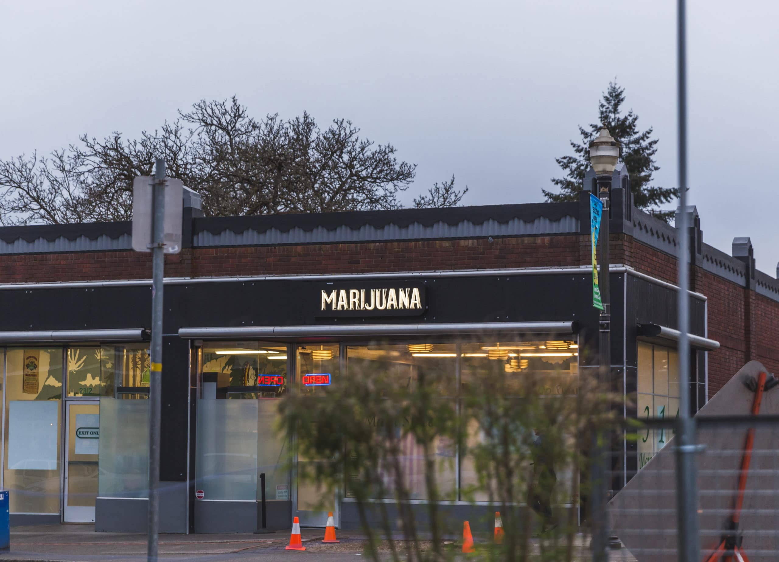 Living by Dispensary