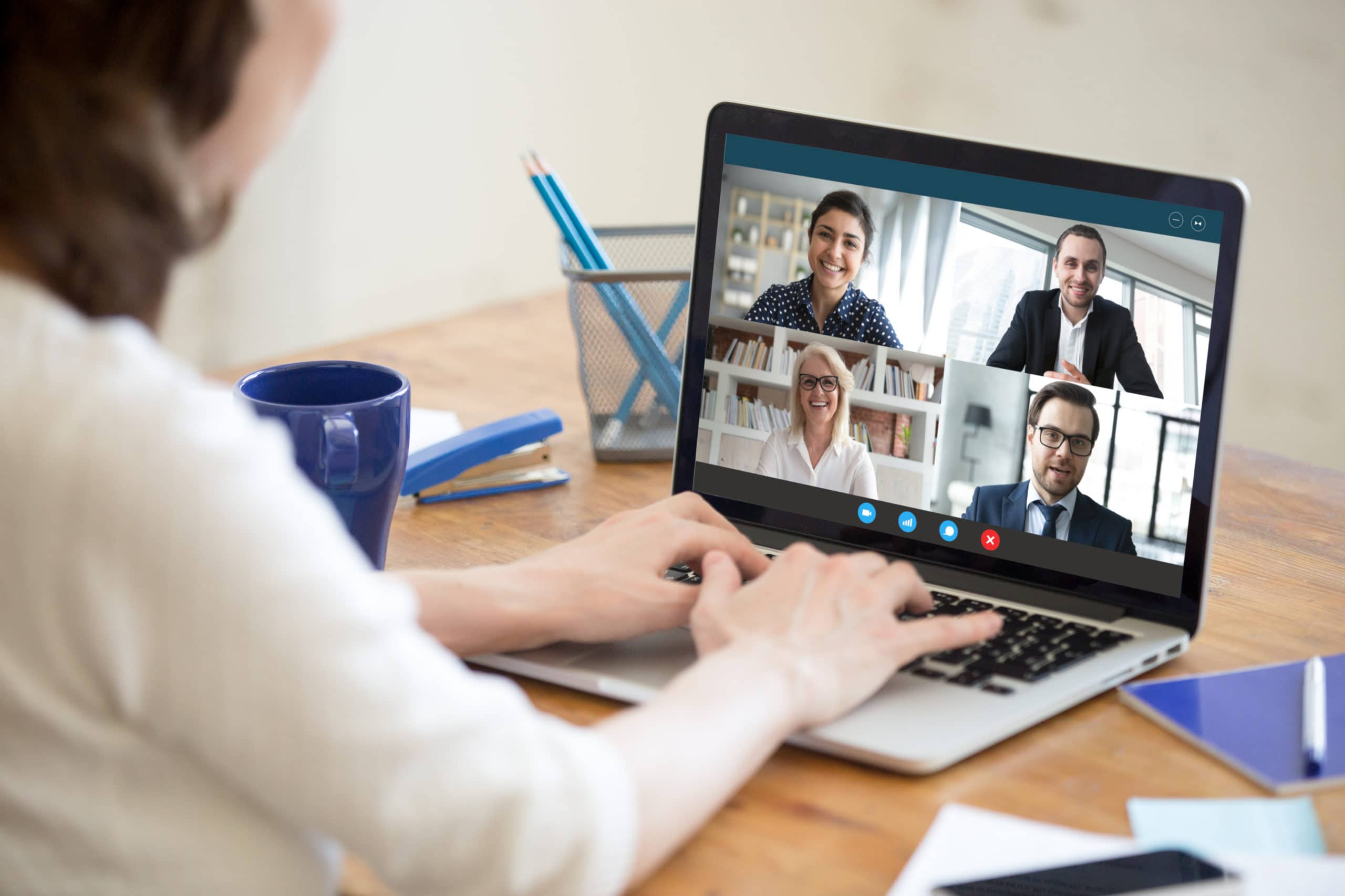 being safe with video chats