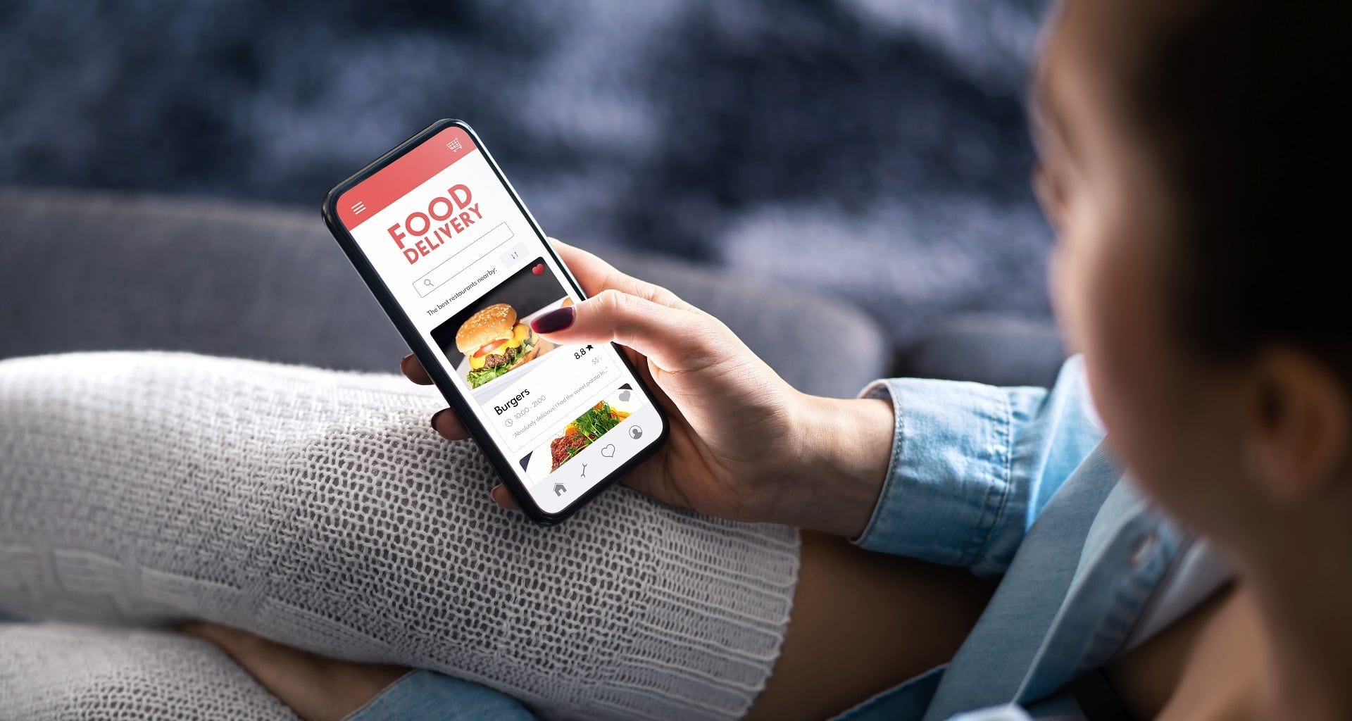 The Best Food Delivery Apps